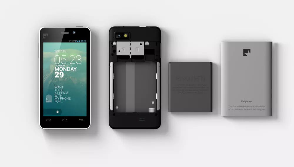 Sturdy, repairable and modular. Fairphone describes its phones as the world's most ethical mobile devices.