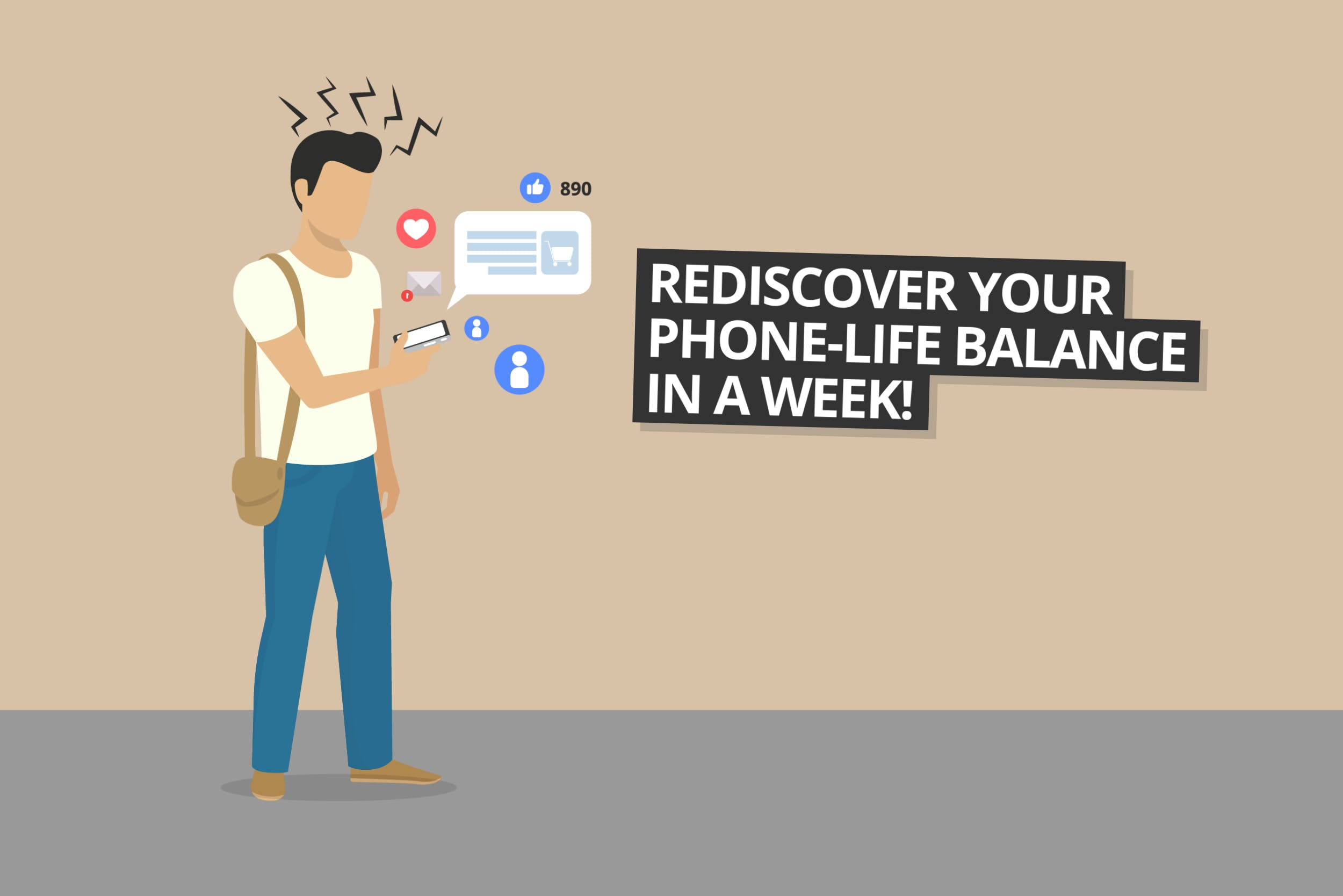 Simple Ways To Power down and Complete a Smartphone Detox in a Week