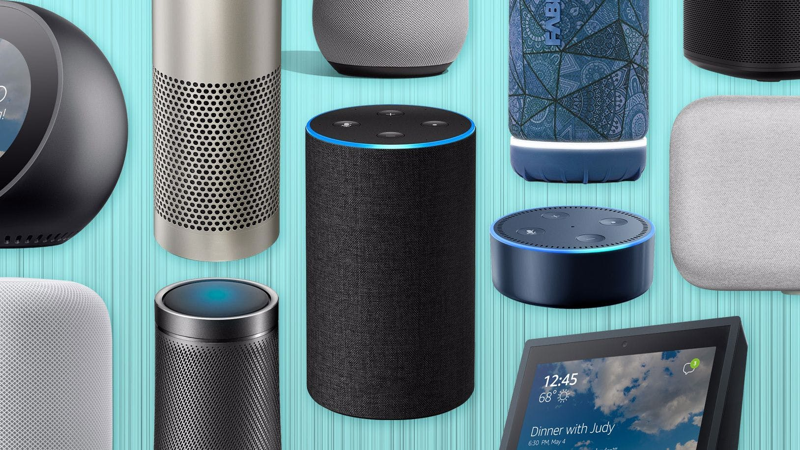 Smart speakers are becoming more and more popular within the smart home technology industry / Image Credit: TechHive