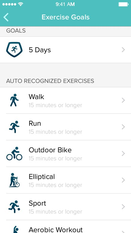 SmartTrack on Fitbit makes it easier than ever to track your fitness goals