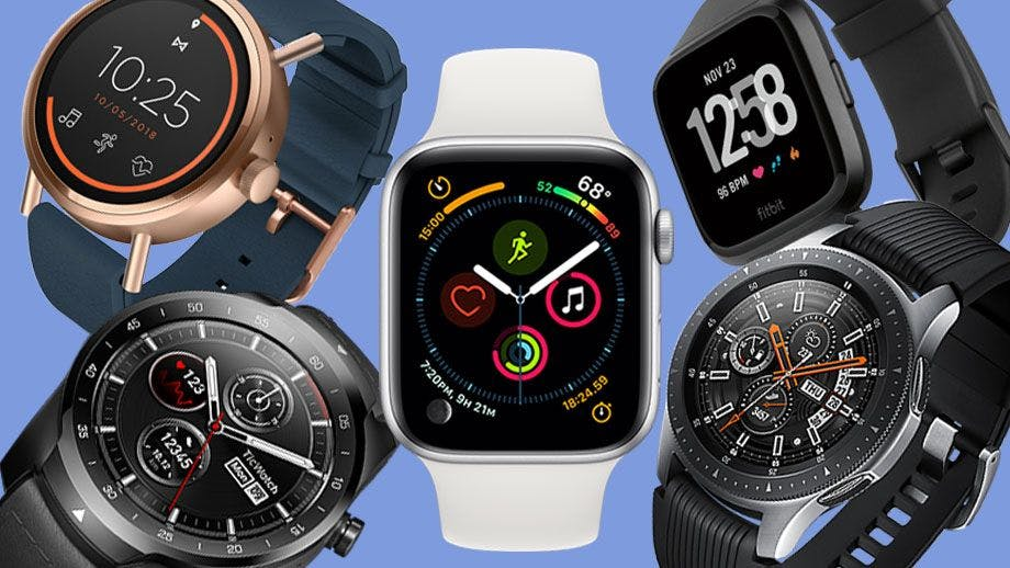 Smartwatches are all the rage with many different options available / Image credit: TechRadar