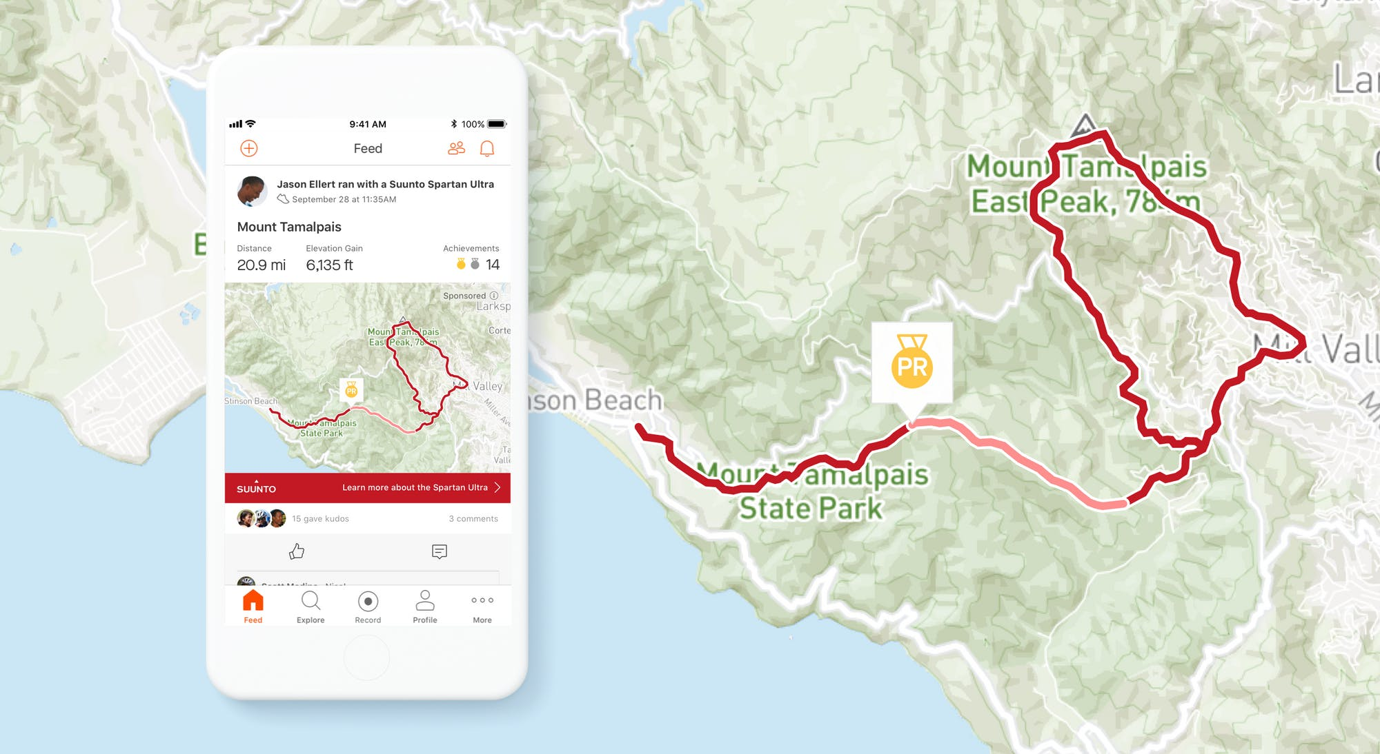 Track your cycling progress easily using Strava