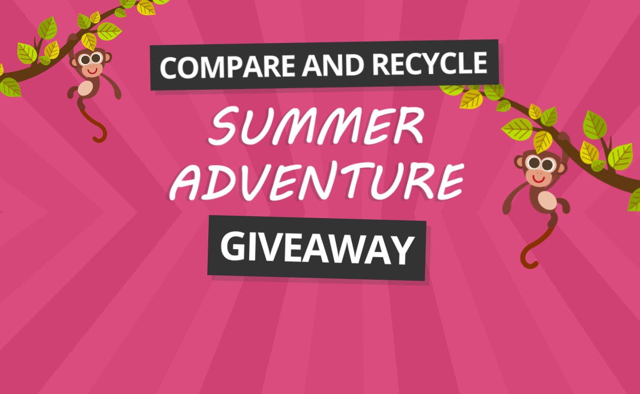 Win a Prize Worth £150 in the Compare and Recycle Summer Giveaway