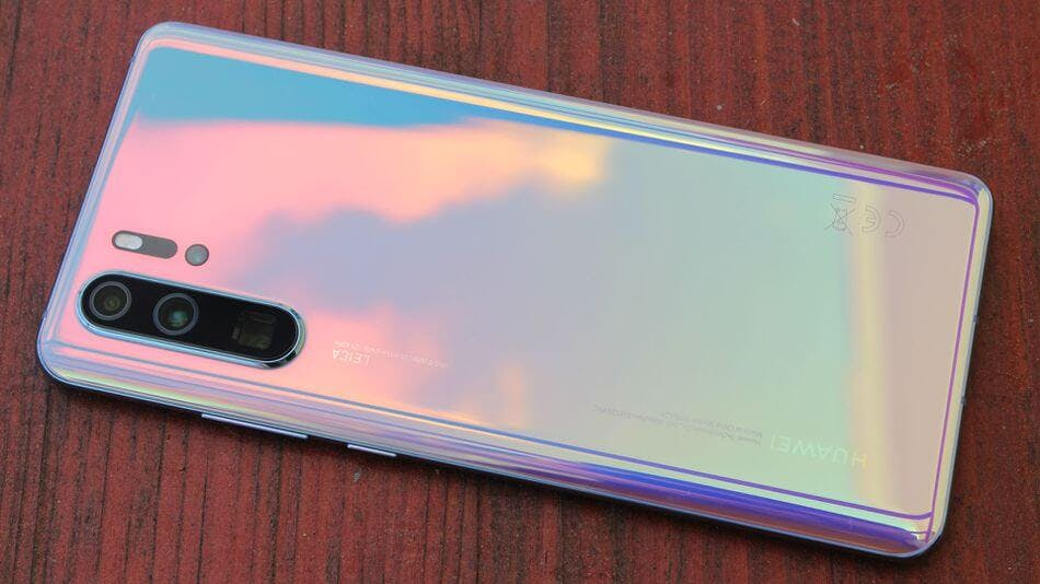 The Huawei P30 Pro / Image Credit: Huawei